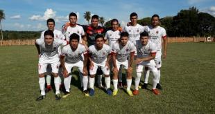 Onceno de 13 de Junio, semifinalista de la pre Copa Paraguay en Alto Paraná.