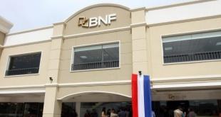 La nueva sucursal ubicada en el Paseo Parque 14 y Medio de la ciudad de San Lorenzo Foto: IP