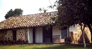 Un sector del Museo Cabañas, de antiquísima construcción en piedra, del siglo XVII.