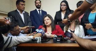 Sin disimulo, la interventora María Carolina Llanes ya juzgó y condenó a intendenta suspendida. Pero dijo que le va a pedir su defensa.
