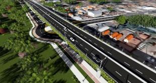 En unas semanas la comuna capitalina aprobaría el inicio de las obras en el Corredor Vial Botánico. (Foto: Gentileza).