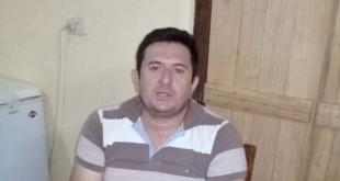 Cristhian Isabelino Portillo Estigarribia, detenido.