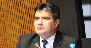 Edgar Acosta (PLRA), diputado.