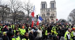Realizaron una consulta online, para saber cuáles son las preocupaciones de los franceses, en especial de los movilizados.