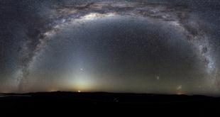 Una galaxia se aproxima a la Vía Láctea y su colisión acabaría con la vida en la Tierra