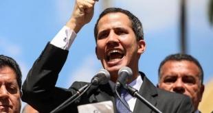 Juan Guaidó, líder opositor venezolano y autoproclamado presidente interino del país bolivariano.