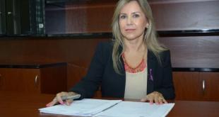 Liliana Zayas, fiscal de la Unidad Especializada en la Lucha contra la Violencia Familiar.