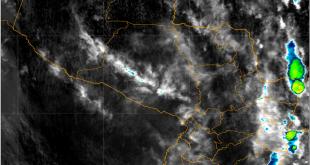 El fenómeno climático afecta a departamentos de la zona Norte y Este de la región Oriental.