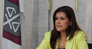 Natalia Acevedo, fiscal.