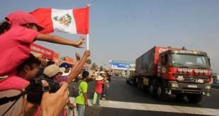 El rally comenzará en Lima, pero se desarrollará al sur de la capital, esencialmente en el desierto de Ica.