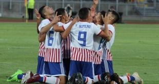La Albirroja logró su primer triunfo en el Sudamericano Sub 20. (Foto @Albirroja)