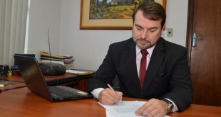 Ricardo Merlo, presidente de la Asociación de Fiscales del Paraguay.
