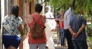 Silvia Pereyra, víctima fatal.