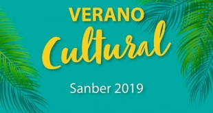 """El programa """"Verano Cultural Sanber 2019"""" se desarrollará desde el viernes 4 de enero hasta el sábado 2 de febrero."""