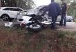 En la tarde de este domingo se registró un accidente con derivación fatal sobre la ruta VII Dr. Gaspar Rodríguez de Francia, km 172, distrito de Caaguazú. Foto: Caaguazú Digital.