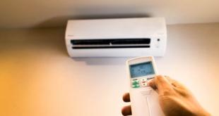 El uso del acondicionador de aire es uno de los disparadores del consumo de electricidad.