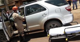 Las informaciones señalan que los Bomberos Militares llegaron para auxiliar a la víctima, pero ya se encontraba sin signos de vida. Foto: Gentileza.