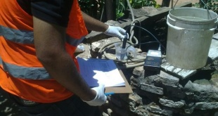 Pozos de agua del Acuífero Patiño están contaminados, revelan estudios.