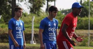 La Albirrojita Sub 17 prosigue con los trabajos de preparación de cara al Sudamericano del mes de marzo, a disputarse en Perú. (Foto @Albirroja).