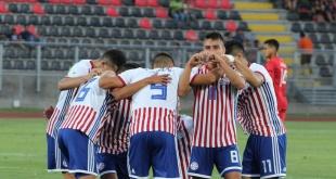 La Albirrojita saldrá hoy ante Uruguay en busca de su pase al hexagonal final del Sudamericano Sub 20. (Foto Albirroja)