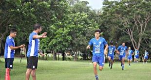 La Albirrojita Sub 17 encara una nueva semana de entrenamientos. (Foto @Albirroja)