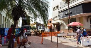 Los trabajos en la red de alcantarillado sanitario de Asunción se reanudarán recién el martes 8 de enero, anunció el MOPC.
