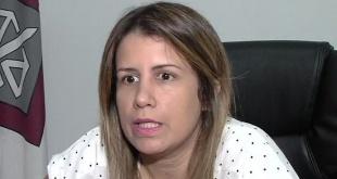 Alejandra Peralta, directora de DD.HH del Ministerio Público.