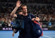Andy Murray se despide del tenis tras perder ante Bautista, en el Australia Open.
