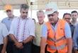 El Ministro de Obras Públicas Arnoldo Wiens, junto con representantes del Consorcio Corredor Vial Oceánico, dieron las explicaciones técnicas del proyecto al Jefe de Estado.