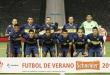Onceno de Boca Júniors, con el jugador paraguayo Júniors en sus filas. Foto: @BocaJrsOficial.