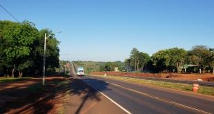 Los yguazuenses reclaman viaducto peatonal, rotonda y cruces de retorno.