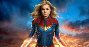 """Capitana Marvel"", protagonizada por Brie Larson."
