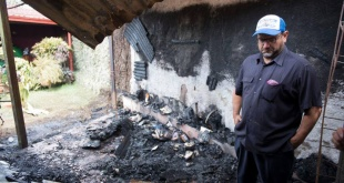 A 30 años de prisión fue condenado el político opositor nicaragüense Chester Membreño, por el delito de terrorismo. Foto: @malemanr.
