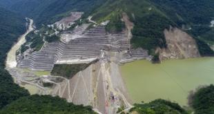 Las fallas en Hidroituango obligaron a la evacuación de unos 113 mil habitantes. Foto: El Colombiano.