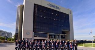 En la sede de la Confederación Sudamericana de Fútbol, se llevó a cabo el Primer Workshop dirigido a oficiales de seguridad a nivel Conmebol. (Foto CSF)