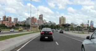 El descongestionamiento del tránsito es uno de los principales beneficios que traerá la unión de las Costaneras Norte y Sur.