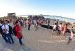 El operativo verano convocó a cientos de personas en la Costanera de Asunción.