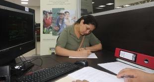 En los últimos meses del año pasado fueron beneficiadas 984 mujeres.