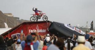 Se inició la primera de las 10 etapas de la cuadragésima primera edición del rally Dakar en la ciudad de Lima, Perú. Foto: Depor.com.
