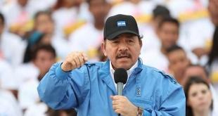 Daniel Ortega, presidente de Nicargua. Foto: El Nuevo Diario.