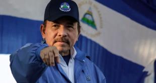 El dictador Daniel Ortega, cuyo régimen ya ha causado cientos de muertes.