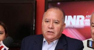 Darío Filártiga, vicepresidente de la Comisión Ejecutiva de la ANR.