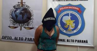 """La misma fue trasladada hasta el correccional de Mujeres """"Juana María de Lara"""", a disposición del Juzgado de la Causa."""