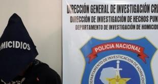 Gildo Luis Garay Grance (29), detenido.