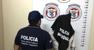 Víctor Luis Ojeda González, detenido. Foto: Gentileza.