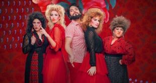 """""""El club de las feas"""", con funciones desde este viernes 01 hasta el domingo, en el Teatro Latino."""