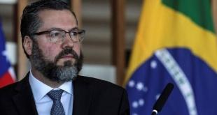 Ernesto Araújo, el nuevo canciller de Brasil.