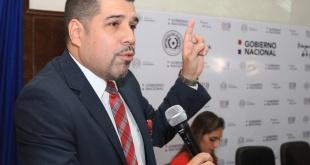 Fabián Domínguez, viceministro de la Subsecretaría de Estado de Tributación (SET).
