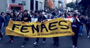 Los jóvenes de la Fenaes presentarán su propio proyecto que reglamente la Objeción de Conciencia y el Servicio Militar.