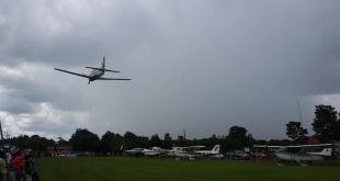 El Aeródromo de Jesús de Tavarangüe propone vuelos sobre las Misiones Jesuíticas de lunes a domingo.